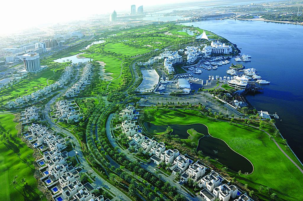 DUBAI CREEK CLUB VILLAS OVERVIEW