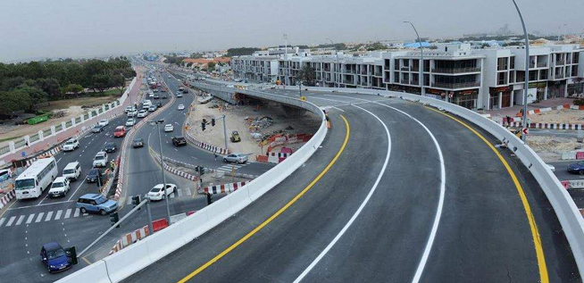 AL WASL ROAD OVERVIEW