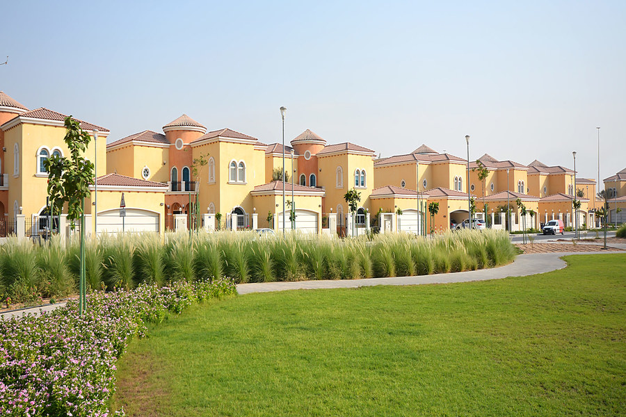 PARK VILLAS OVERVIEW