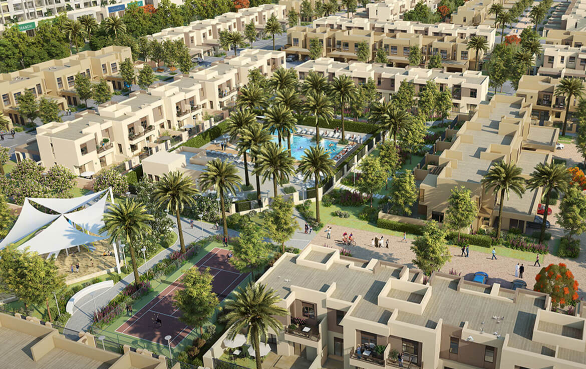 NOOR TOWNHOUSES OVERVIEW